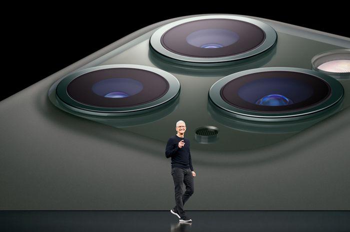 Apple Rilis Laporan Q4 Tahun 2019, Catat Pendapatan $64 Miliar