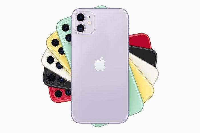Produksi iPhone 11 Ditambah, Apple Kurangi iPhone 11 Pro dan iPhone 11 Pro Max