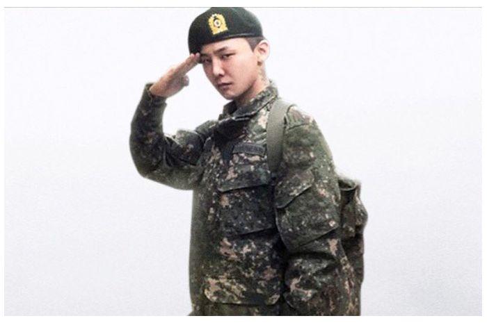 Instagram @bigbang_official G-Dragon resmi keluar dari wajib militer