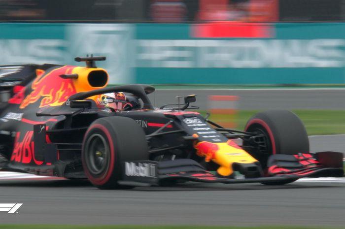 Pembalap Red Bull Honda, Max Verstappen, menjadi pembalap tercepat pada sesi Kualifikasi Formula 1 2019, Minggu (27/10/2019) dini hari WIB.