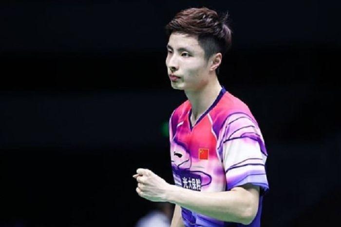 Pebulu Tangkis China, Shi Yu Qi kembali beraksi di Macau Open 2019 bersama Son Wan Ho asal Korea Selatan.