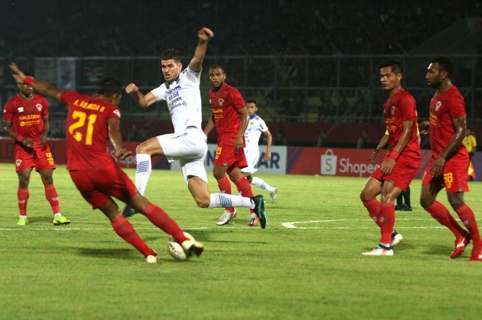 Kalteng Putra Vs Persib pada laga pekan ke-26  Liga 1 2019.