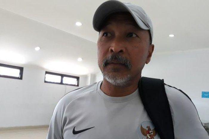 Mantan pelatih timnas U-19 Indonesia, Fakhri Husaini