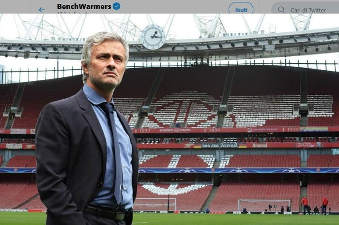 Jose Mourinho dikabarkan akan menjadi pelatih Arsenal. Hal itu dikabarkan karena Jose Mourinho telah bertemu dengan petinggi Arsenal, Raul Sanllehi.
