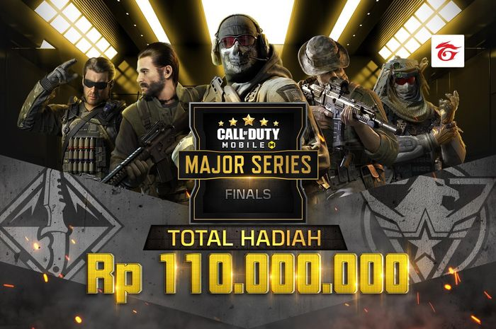 Image result for turnamen major call of duty indonesia""