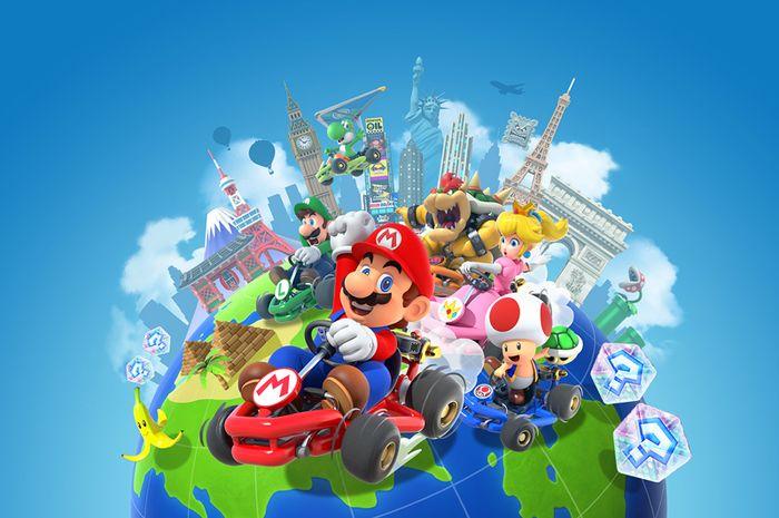 Mario Kart Tour Segera Mulai Pengujian Mode Balapan Multiplayer