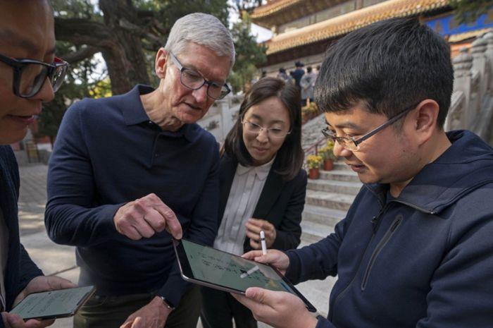 Apple Harus Bekerja Keras di Tiongkok Setelah Apple TV+ Diblokir