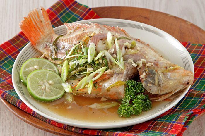 Ikan Nila Oriental