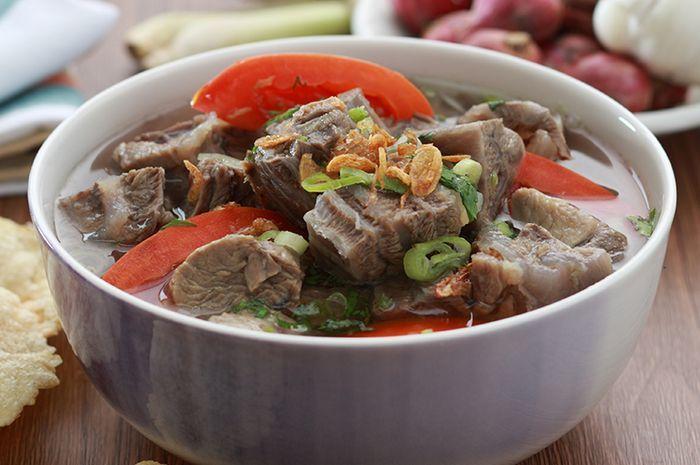 Resep Soto Sadang Enak Hidangan Berkuah Lezat Untuk Makan Siang