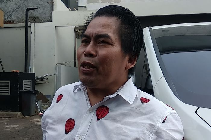 Bopak saat Grid.ID jumpai di kawasan Tendean, Jakarta Selatan, Kamis (7/11/2019).