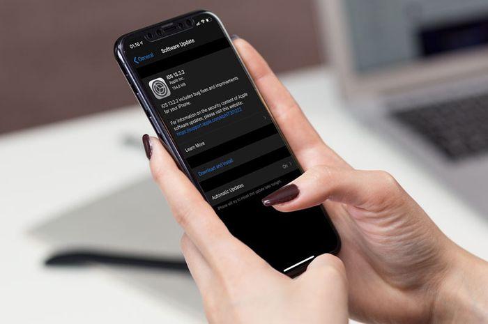 Update iOS 13.2.2 Bereskan RAM Management dan Masalah Cellular Data