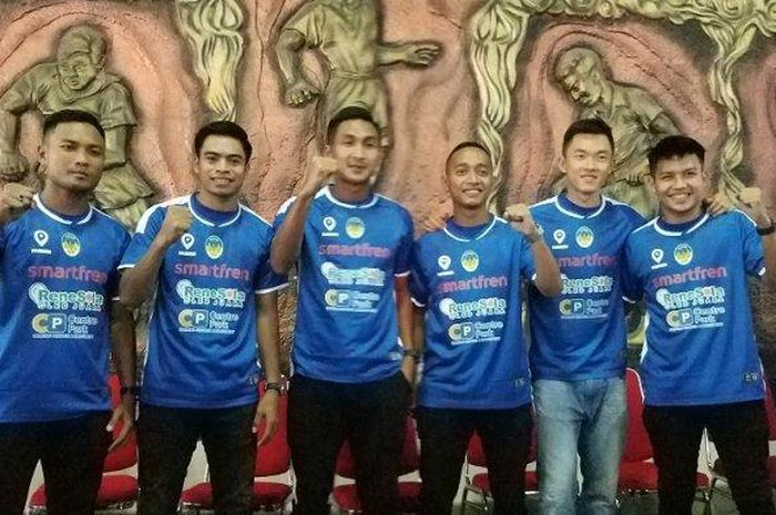 7 Pemain Anyar PSIM Yogyakarta di Paruh Musim Liga 2 2019.