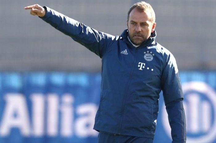 Pelatih sementara Bayern Muenchen, Hansi Flick akan bermain lebih baik ketika berhadapan dengan Borussia Dortumund pada Minggu (10/11/2019).