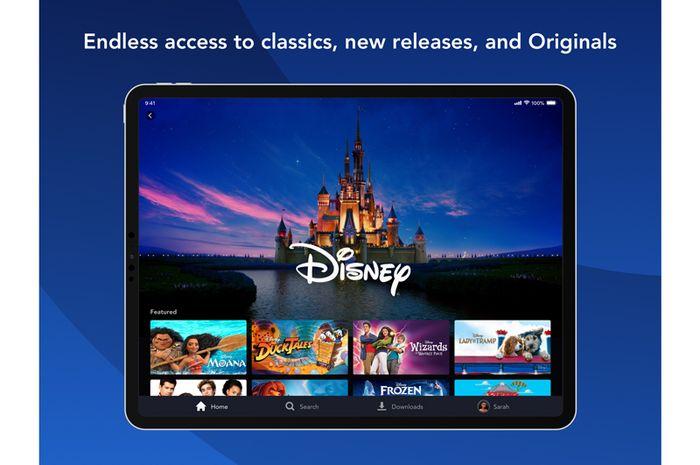 Aplikasi Disney+ Sudah Dapat Diunduh untuk Perangkat iOS dan Apple TV