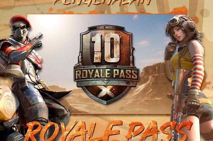 Pengenalan Royale Pass Season 10