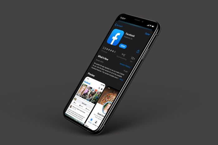 Facebook for iOS Diam-Diam Gunakan Kamera di Belakang Layar