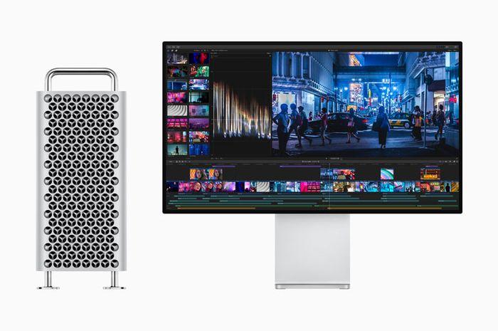 Apple Resmi Umumkan Kehadiran Mac Pro dan Display XDR Bulan Desember