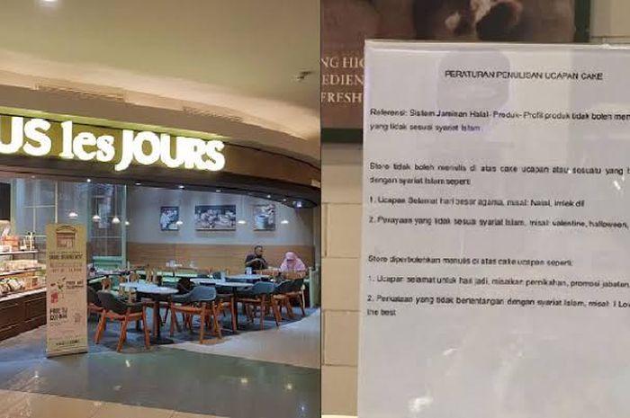 Heboh Soal Peraturan yang Larang Kue dengan Ucapan Natal dan Imlek, Konsultan Politik Anies ...
