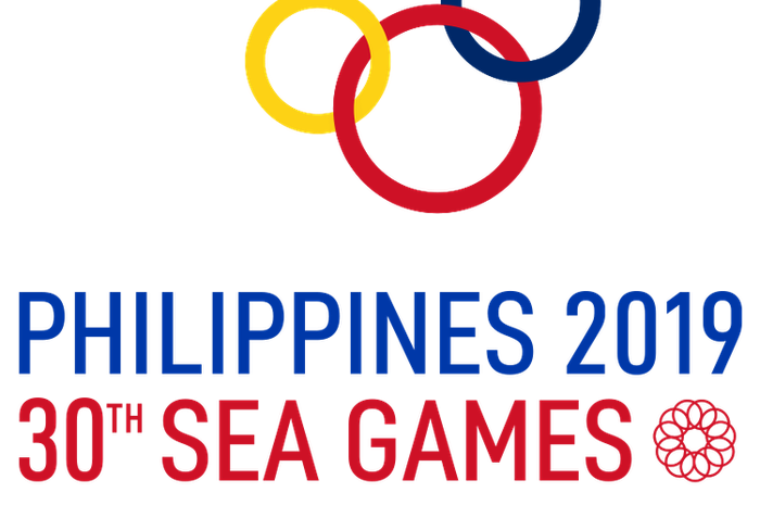 Logo SEA Games 2019 di Filipina.