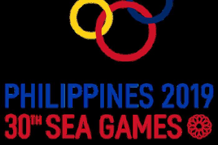 Logo SEA Games 2019 di Filipina.