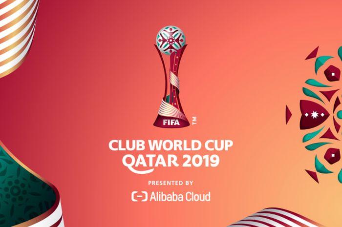 Logo Piala Dunia Klub 2019.
