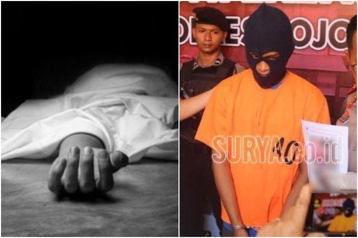 Kolase gambar ilustrasi kematian via Tribunnews dan Suya.co.id/M Sudarsono