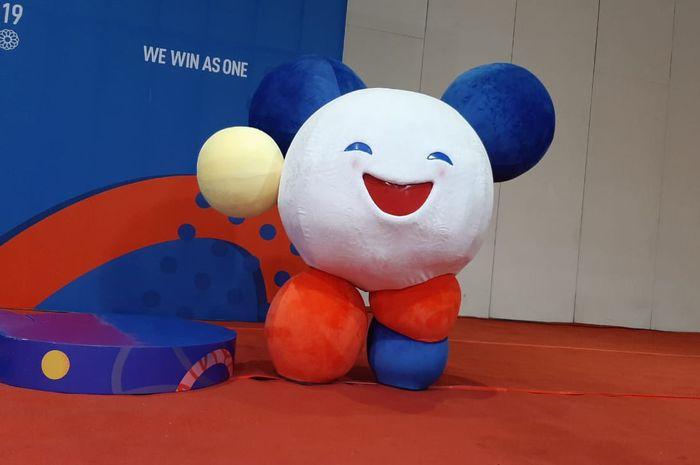 Maskot SEA Games 2019, Pami.