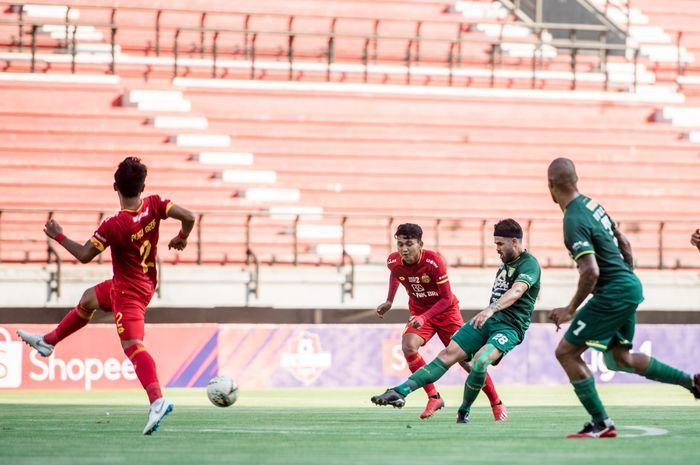 Hasil akhir pertandingan Bhayangkara FC vs Persebaya Surabaya