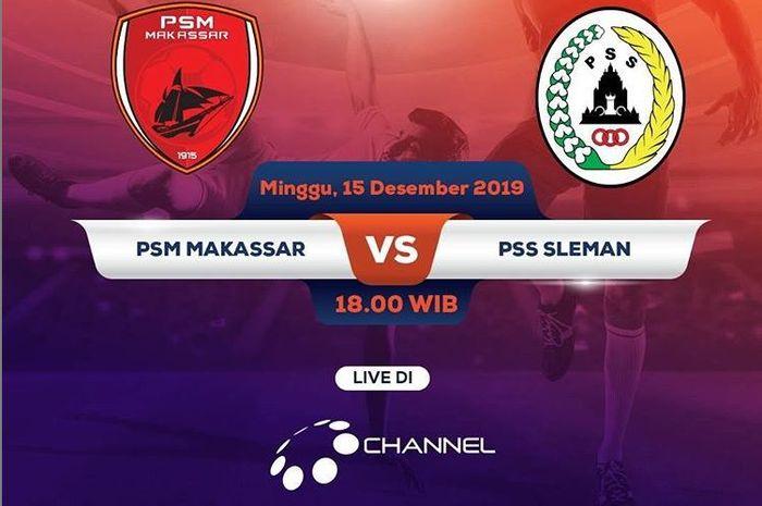 PSM Makassar vs PSS Sleman