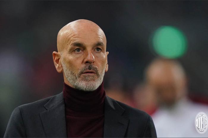Pelatih AC Milan, Stefano Pioli, menargetkan timnya untuk masuk ke kompetisi Eropa