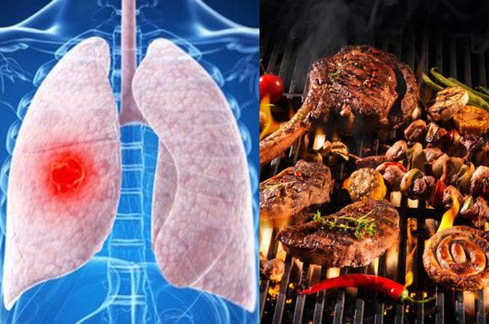 Makanan Penyebab Kanker Paru-Paru, Makanan yang Dikira ...