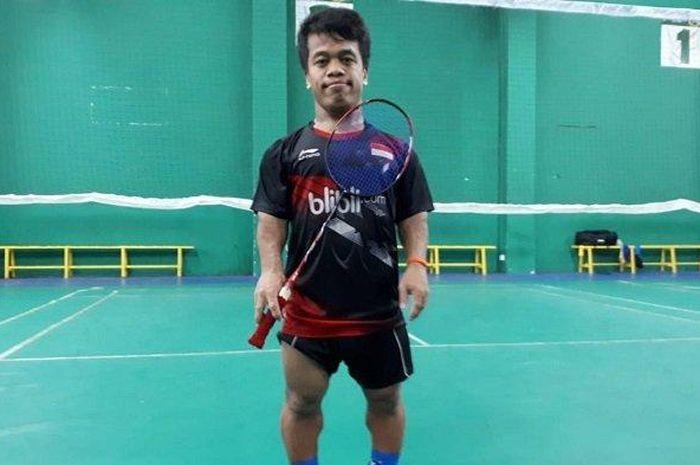 Atlet para badminton Indonesia, Dimas Triaji