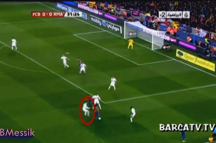 Ronaldo dikerjai pemain Barca