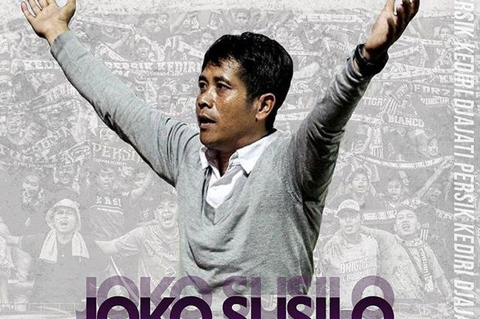 Mantan pelatih Arema FC, Joko Susilo, resmi menjadi pelatih anyar Persik Kediri.