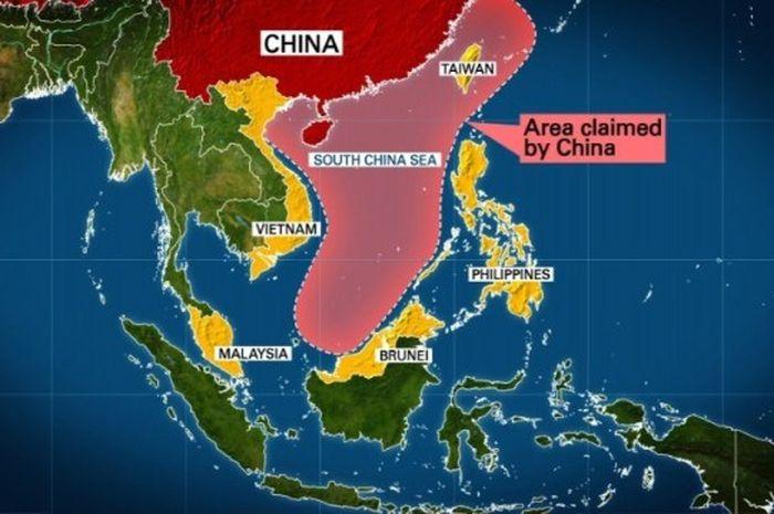 Niat Ingin Kuasai Dunia? China Sudah Bersengketa dengan 18 Negara, dari Musuh Berkekuatan Militer Lemah Sam... - Sosok