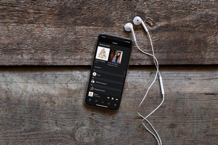 Doppler 2: Music Player dengan Desain Rapi, Mendukung Wi-Fi Transfer