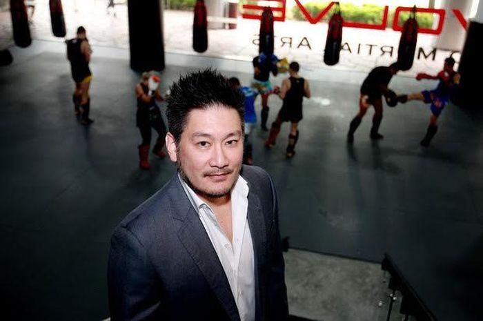 Chairman dan CEO ONE Championship, Chatri Sityodtong.