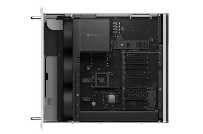 Mac Pro dengan Sasis Rack Sudah Dapat Dipesan di Apple Store