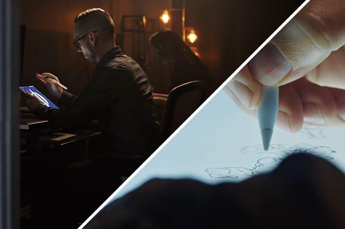 (Video) Membuat Poster Promosi Apple TV+ dengan iPad Pro & Apple Pencil