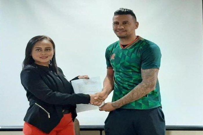 Alex Dos Santos Goncalves resmi bergabung bersama PS Tira Persikabo di musim Liga 1 2020.