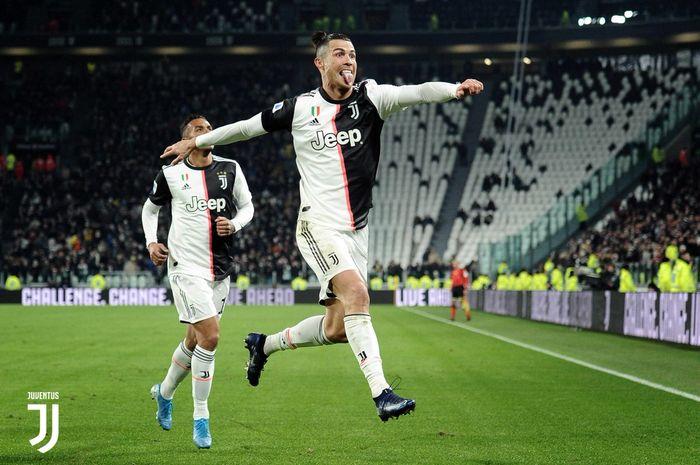 Live Streaming Juventus Vs AS Roma - Waspada Kejutan Serigala Ibu Kota! - Semua Halaman