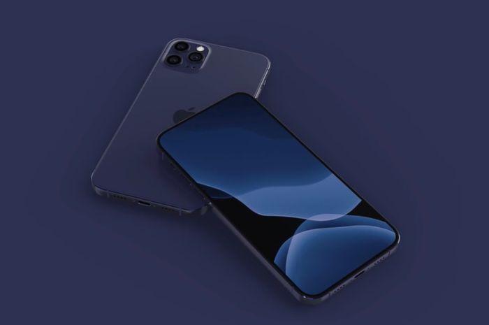 Iphone 12 Pro Gunakan Bezel Seperti Ipad Pro 2018 Notch Lebih Kecil Semua Halaman Makemac