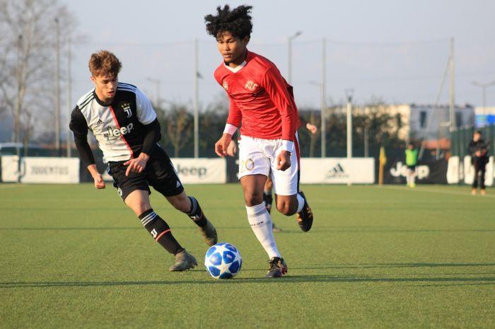 Garuda Select vs Juventus U-17