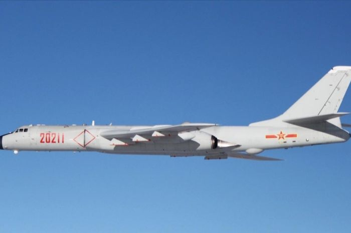 Pesawat pembom China, Xian H-6