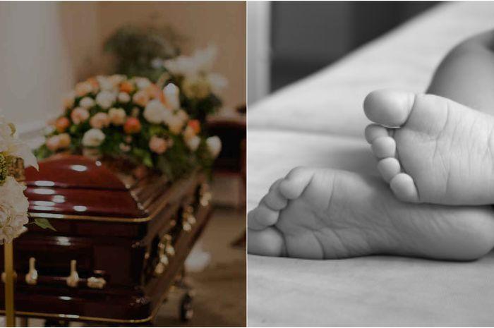 Sudah 10 Hari Meninggal Tak Juga Dikuburkan, Jenazah Ibu Hamil Ini Mendadak Melahirkan di Dalam Peti Mati, Keluarga Ketakutan Sampai Terpaksa Makamkan Jabang Bayi Bersama Ibunya