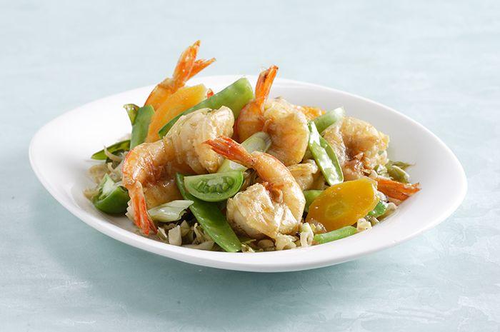 Resep Udang Tumis Sayuran Enak Hidangan Sehat Nan Lezat Untuk