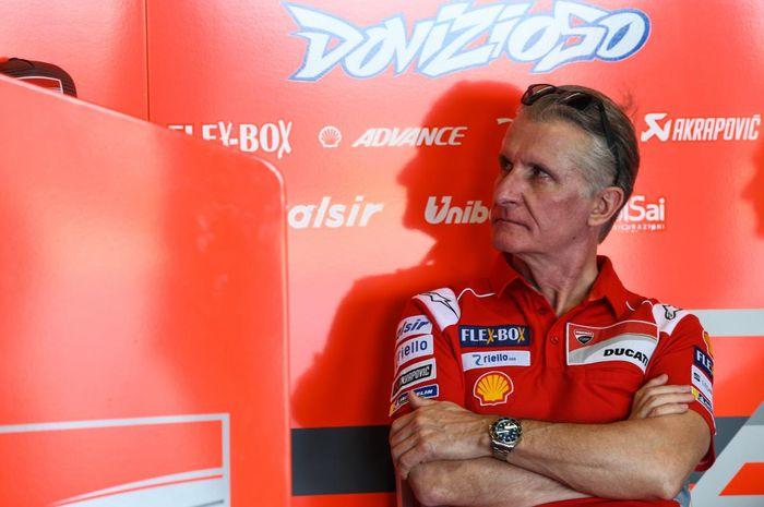 Direktur Olahraga Ducati, Paolo Ciabatti anggap tidak ada jalan lagi bagi Jorge Lorenzo untuk kembali ke Ducati.