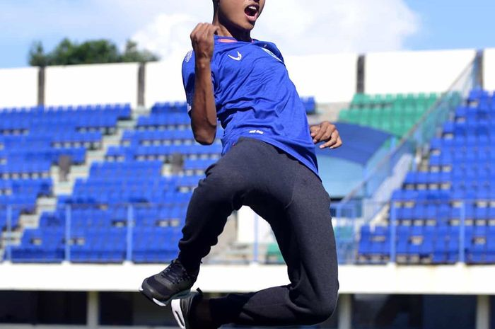 Mantan pemain Persebaya Surabaya, Fandi Eko Utomo, resmi direkrut oleh PSIS Semarang.