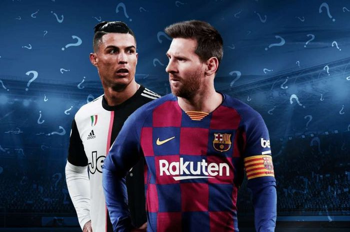 Messi ke Juventus
