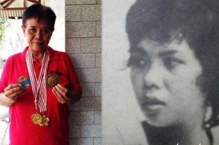 Tati Sumirah, legenda bulu tangkis Indonesia tutup usia.